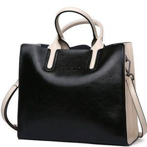 Handbags - THE TOTE/BRIEF HANDBAG